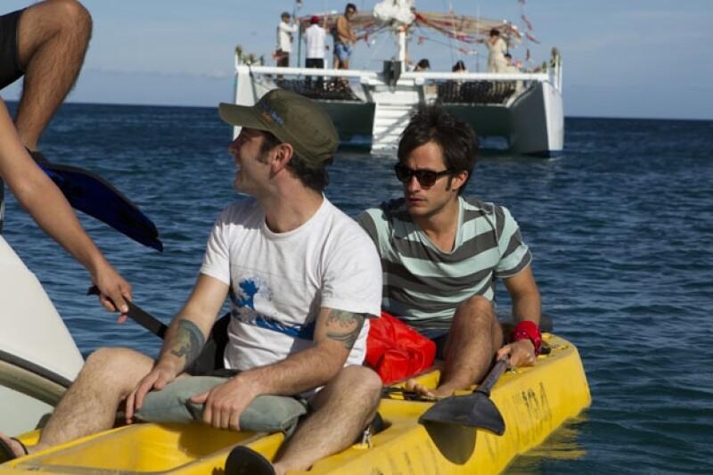 Con motivo de su último cortometraje producido en colaboración con su amigo Diego Luna, Gael García Bernal habló de la amistad que une a los dos actores.
