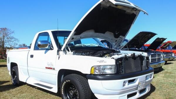 FCA pickup RAM
