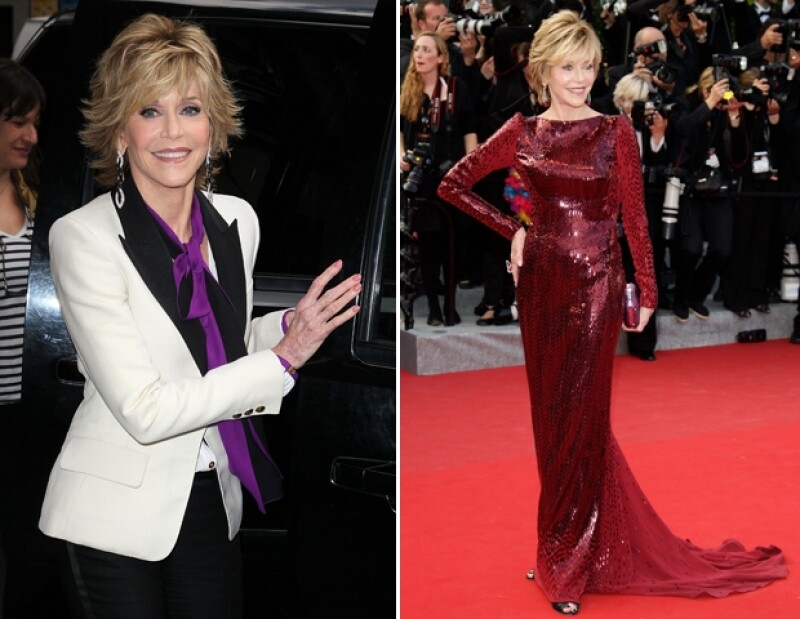 Hay una razón por la cual la actriz de 74 años sigue pareciendo de 30 y mucho está ligado a su dieta. Aquí algunos tips de nutrición que Jane Fonda practica.