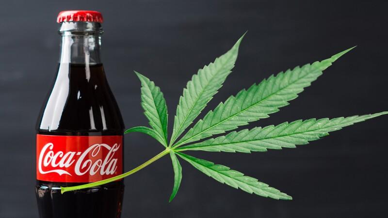 Classic Coca-Cola bottle