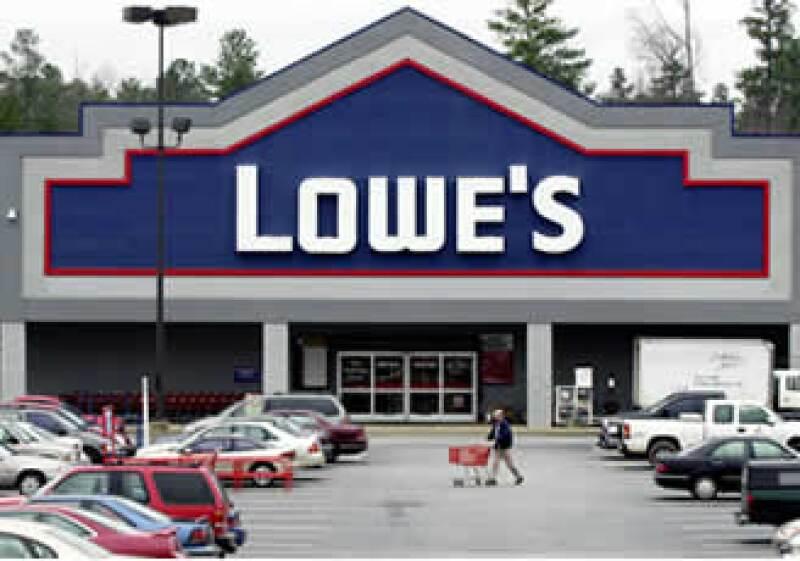 La cadena estadounidense Lowe's ofrece artículos para la refacción del hogar. (Foto: AP)