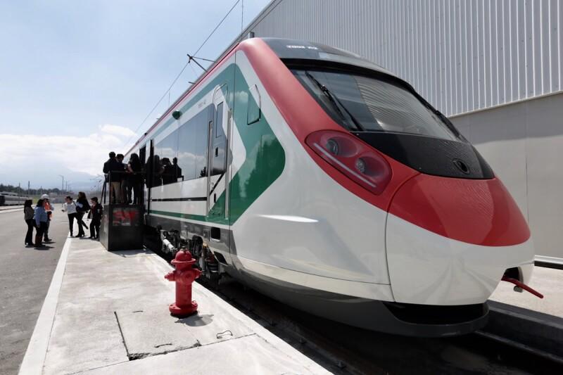Tren México Toluca