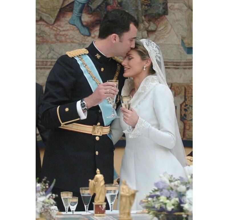 La fecha de la boda fue criticada por ser muy cercana a los atentados del 11 de marzo.