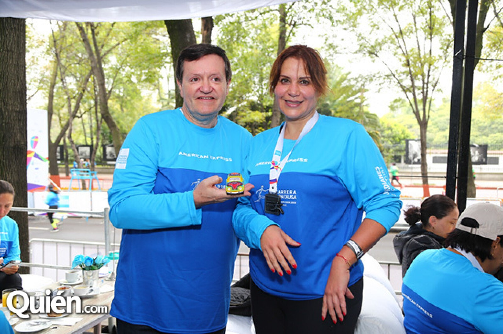 José María Zas y María Esther Villar