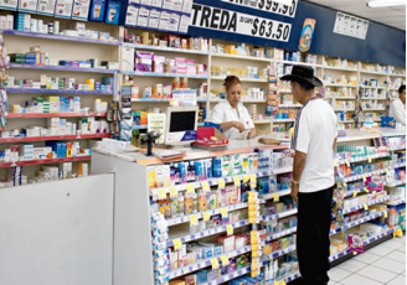 Unos 2,000 medicamentos serán vendidos con receta médica. (Foto: Alejandro Fernández)