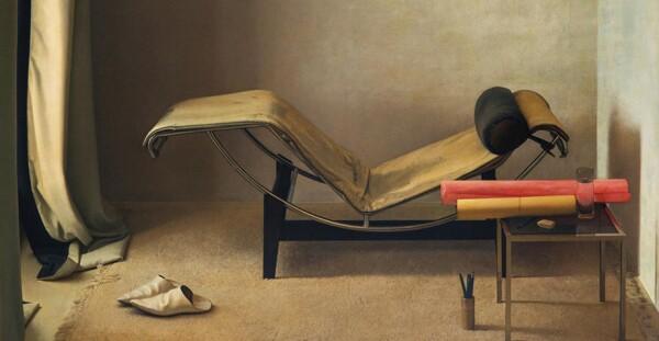Le chaise Le Corbusier