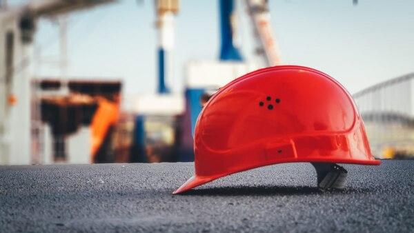 casco construcción