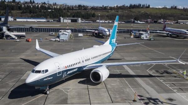 Avión Boeing 737