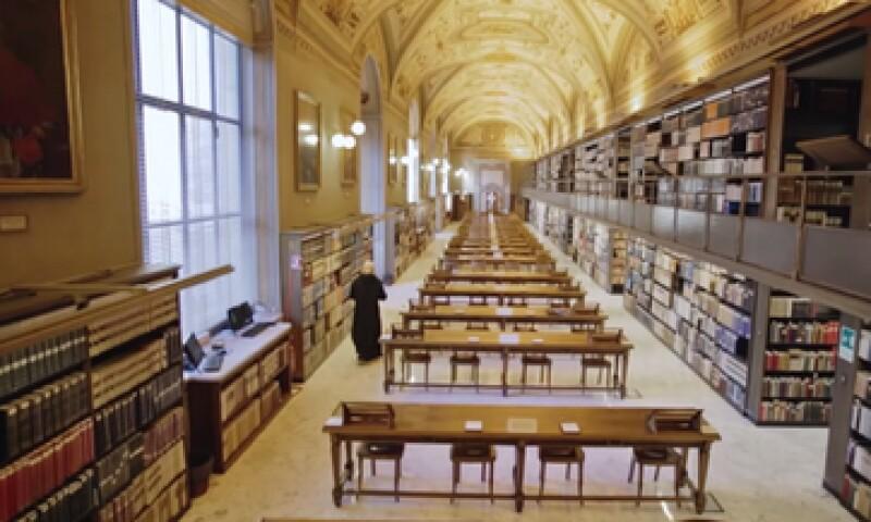 El proyecto incluye digitalizar manuscritos tan antiguos como el siglo IV. (Foto: Cortesía EMC)