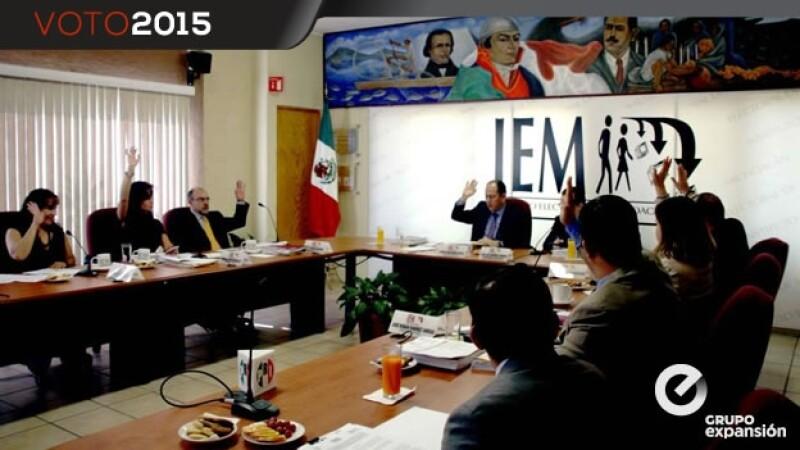Michoacán _Instituto_Electoral
