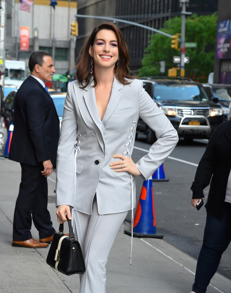Celebrity Sightings In New York City - May 07, 2019