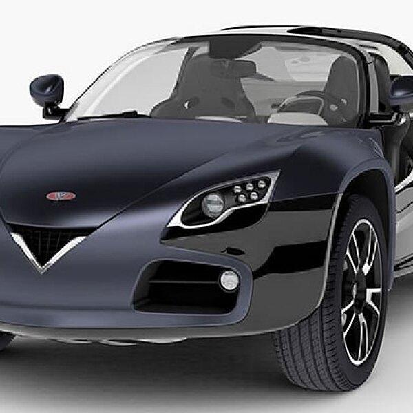 Este deportivo tendrá un motor eléctrico, con la oportunidad de llegar a 100 kilómetros en tan sólo 6 segundos. Estará disponible para el mercado europeo en 2011.