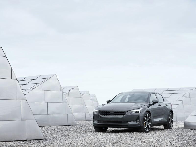 Polestar Volvo autos eléctricos