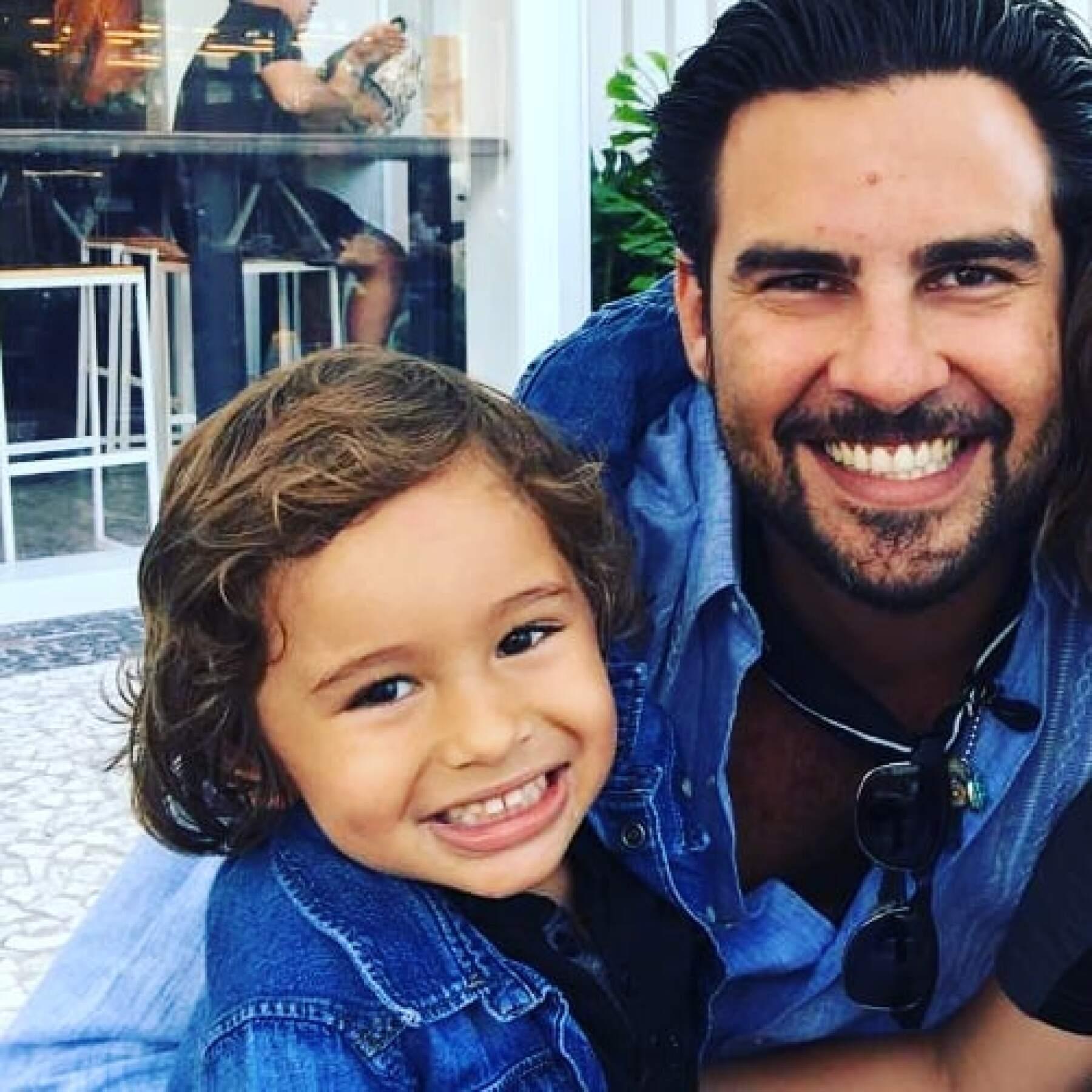 Por fin, Paulina Rubio y Gerardo Bazúa llegan a un acuerdo sobre su hijo, Eros
