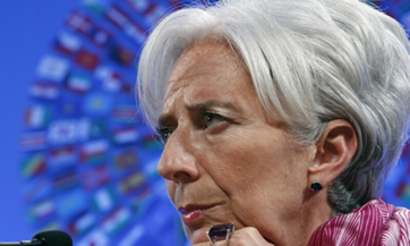 Lagarde señaló que permanecer en la eurozona parece ser el deseo de los griegos. (Foto: AP)