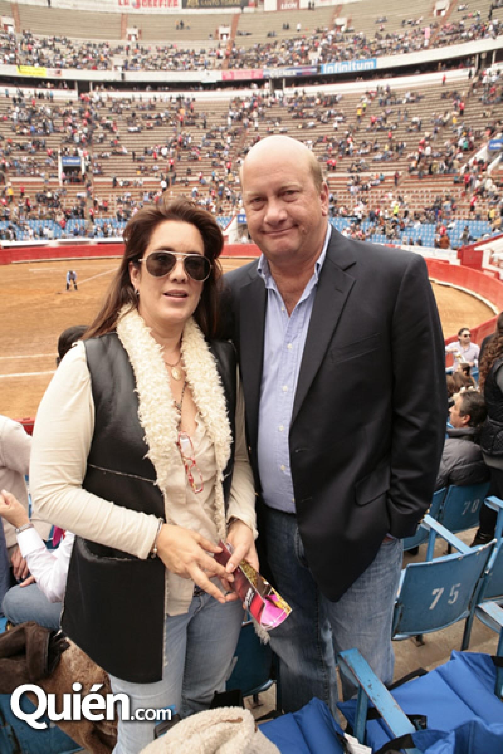 Ana Villa Michel,Gerardo González