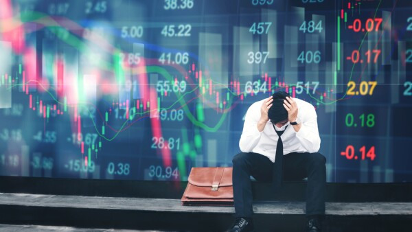Déficit Estados Unidos bancos Wall Street