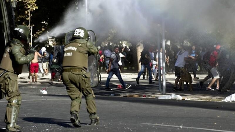 chile protestas reformas