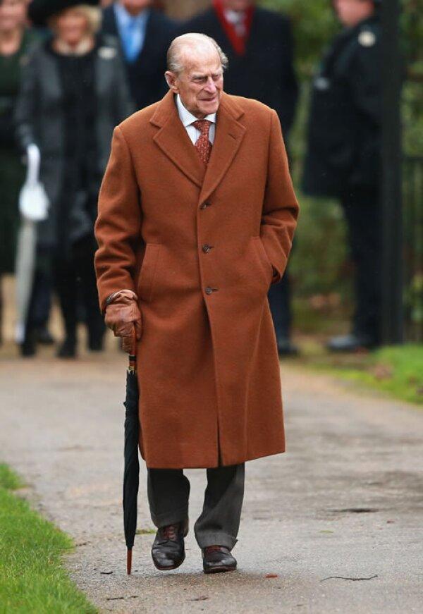 Duque de Edimburgo.