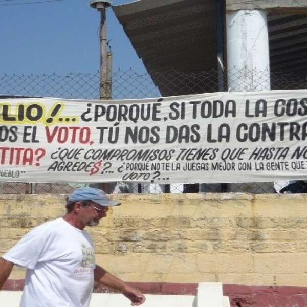 Extranjeros en Tenacatita