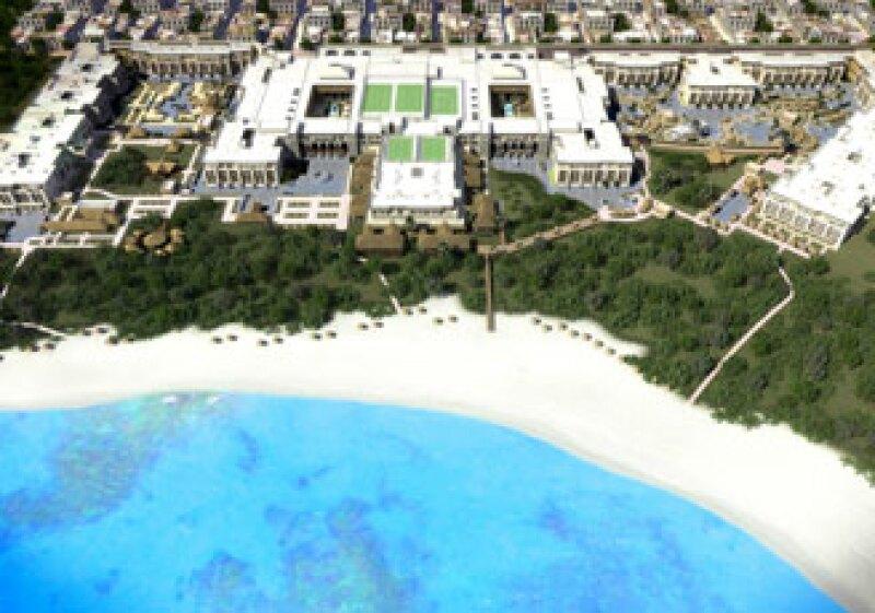 Paradisus La Esmeralda contará con 512 suites de lujo, incluyendo 56 suites swim-up, 122 suites de Family Concierge, dos suites Presidenciales y opción de habitaciones con dos o tres recámaras.  (Foto: Cortesía Sol Meliá)