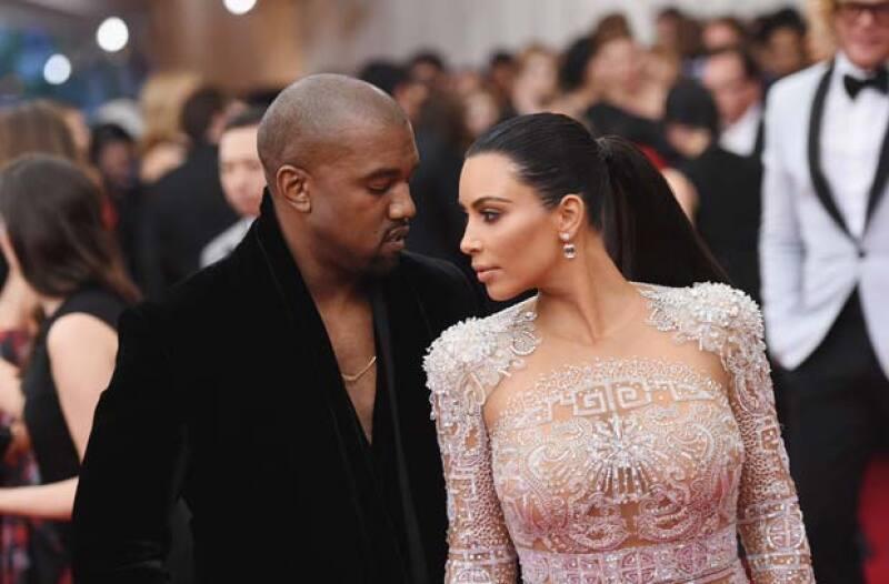 Ante las constantes polémicas creadas por Kanye y los rumores de divorcio, Kim finalmente rompió el silencio.