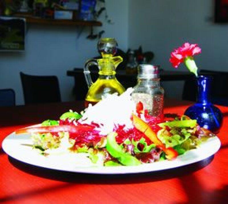 En este rincón de Guadalajara se preparan platillos que gustan tanto al paladar como a un organismo saludable.