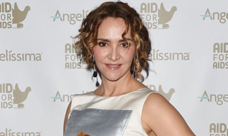 Angélica Fuentes dará pelea legal a su aún esposo Jorge Vergara. (Foto: Getty Images )