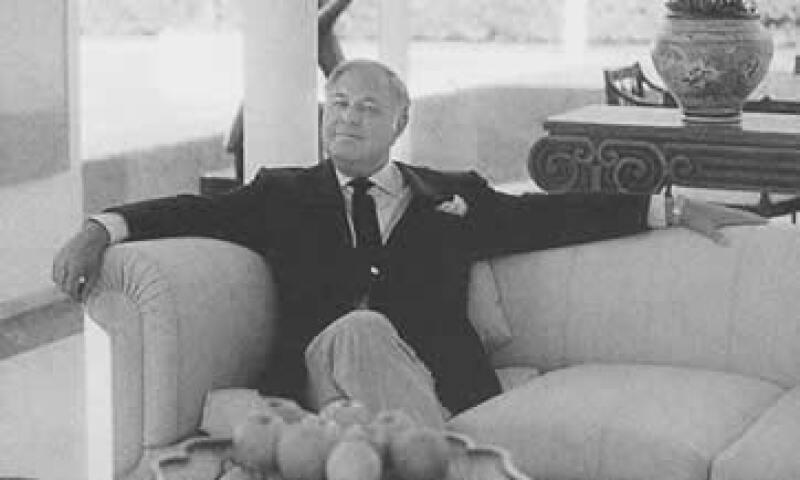 Alfred Taubman compró Sotheby's en 1983, fue presidente hasta 2000 y fue encarcelado en 2002. (Foto: Tomada de sothebys.com )