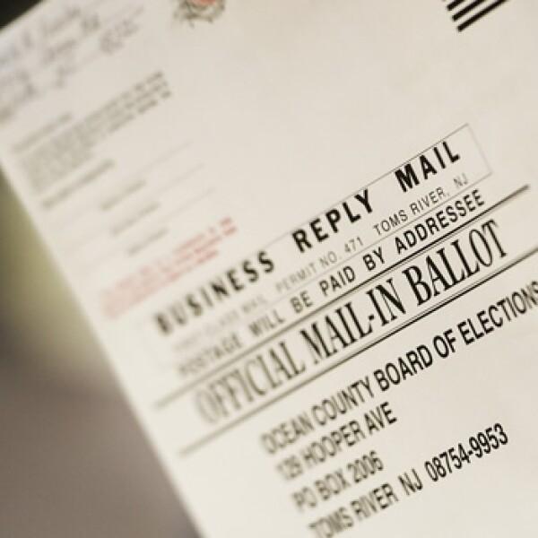 Nueva Jersy New Jersey elecciones EU