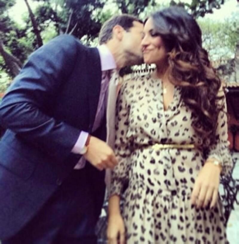 Ana Brenda y Alejandro comenzaron su relación en 2012.