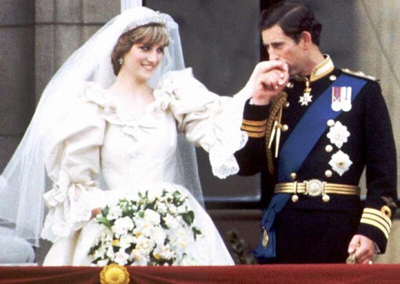 El 29 de julio de 1981, millones sintonizaron en televisión la boda real.