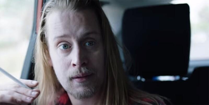 Macaulay Culkin vuelve a dar vida al icónico personaje que lo hizo famoso en su niñez, pero está vez Kevin se convirtió en un taxista con secuelas psicológicas.