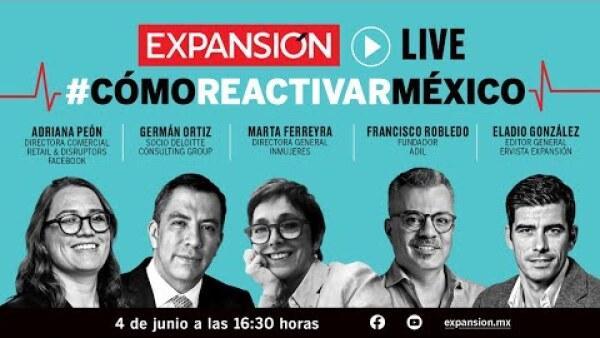 Cómo impulsar la inclusión en las empresas tras la pandemia | #CómoReactivarMéxico