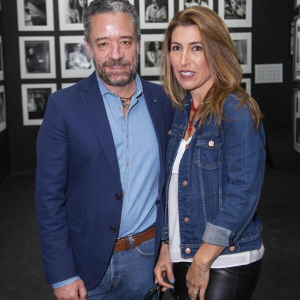 Pedro Quintanilla, Paola Martínez