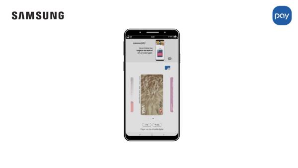 Seguridad que brinda la tokenización con Samsung Pay