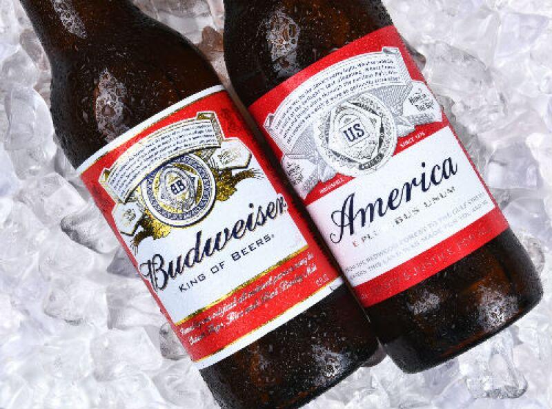 Budweiser cervezas