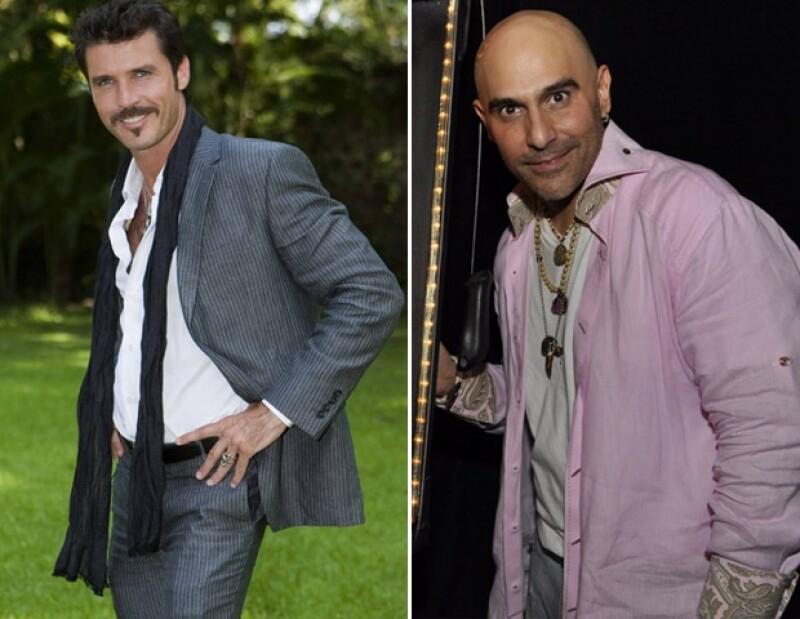 Leonardo García y Héctor Suárez Gomís también fueron de los mejores amigos de Luismi.