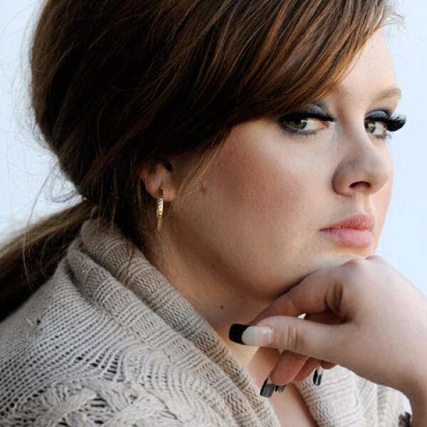 Las cuerdas vocales de Adele son capaces de expresar todo el poderío del Soul.