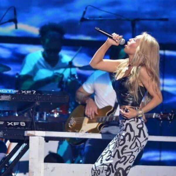 Esta noche todo el ejército de seguidores de Thalía estarán muy al pendiente por ver la presentación de la cantante.