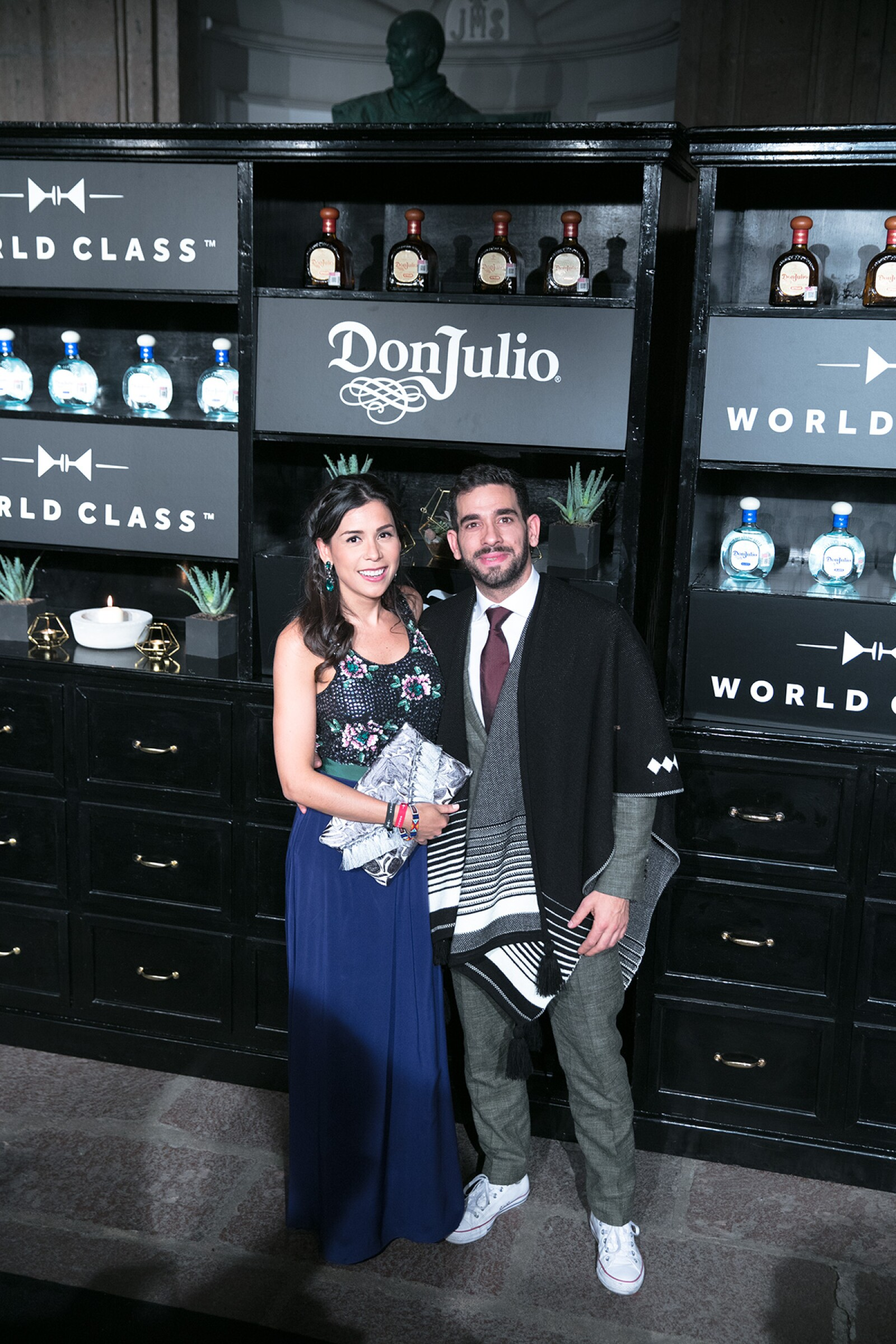 Red carpet y after party de World Class 2017