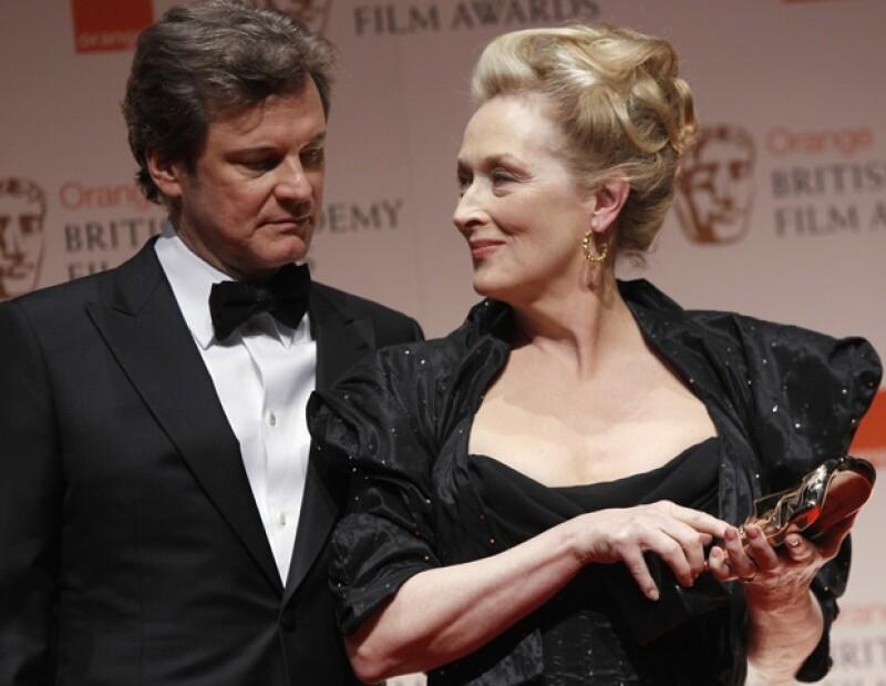 El filme francés se llevó 7 galardones en la premiación que reconoce a lo mejor del cine británico.