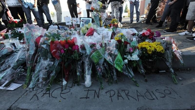 Paul Walker homenaje accidente