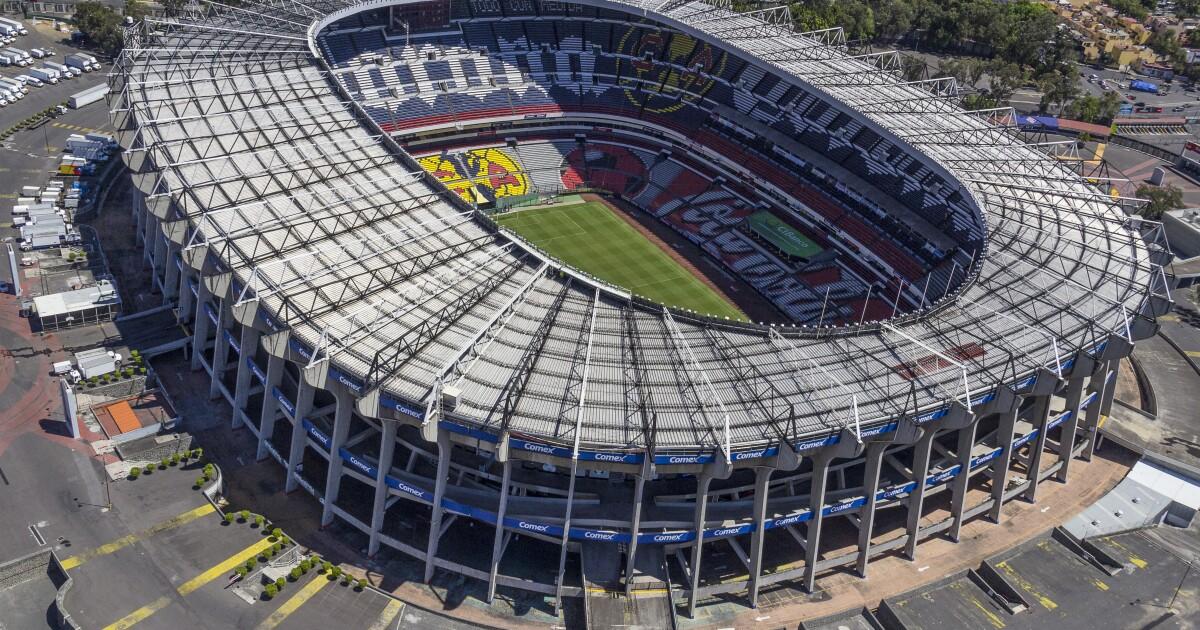 El Estadio Azteca se transformará para recibir al Mundial 2026