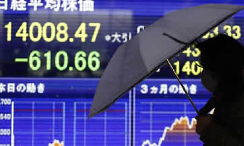 Se trata de cuarta jornada en números rojos para el Nikkei. (Foto: Reuters)