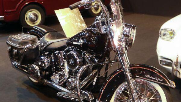 motocicleta de Harley Davidson
