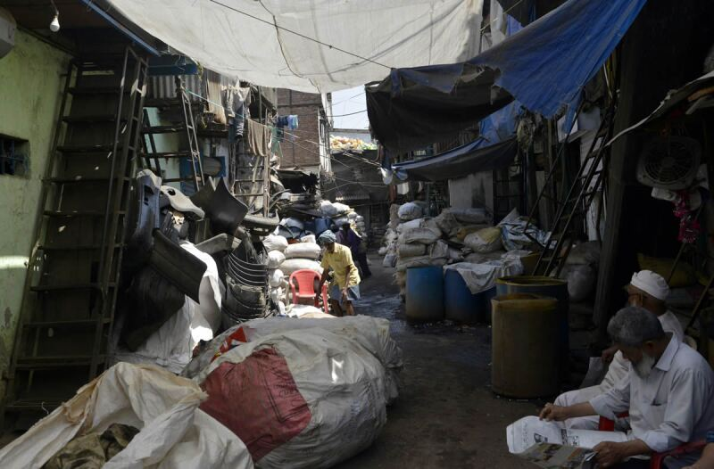 Dharavi - Bombay - India - Comunidades