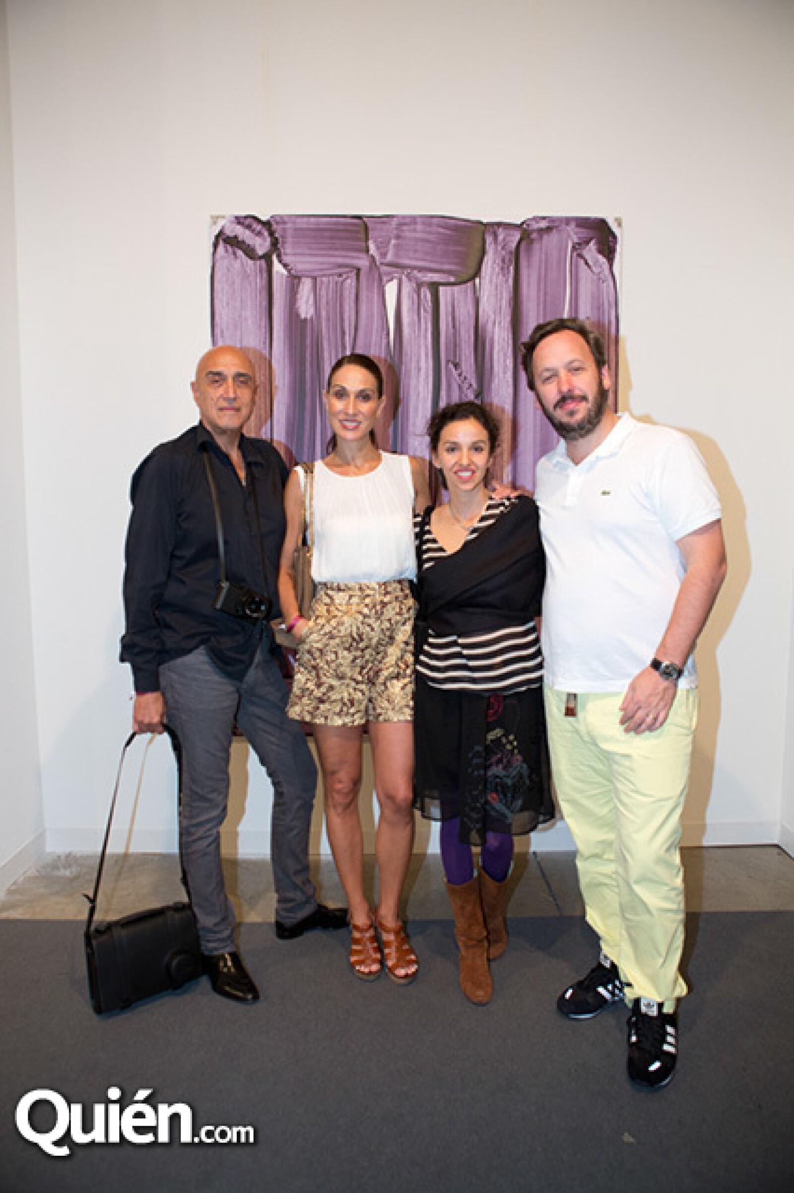 Pedro Torres,Roberta López Negrete,Alejandra Berrone,Leandro Berrone