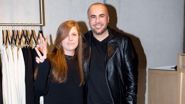 Coctel Lorena Saravia y Ricardo Seco