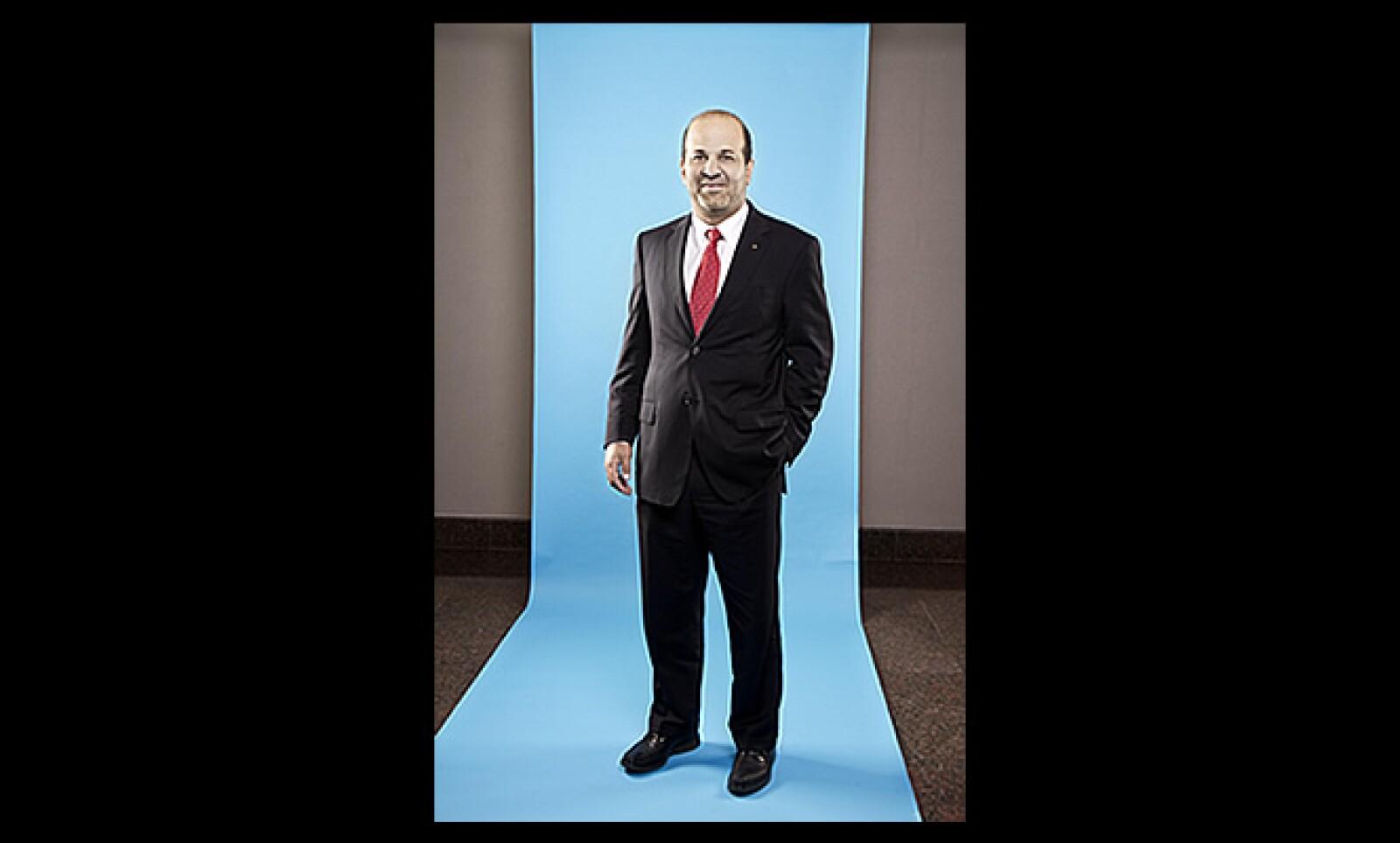 Héctor Slim Seade, actual director de Telmex.